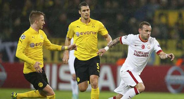'Dortmund'ta kişilik bölünmesi var'