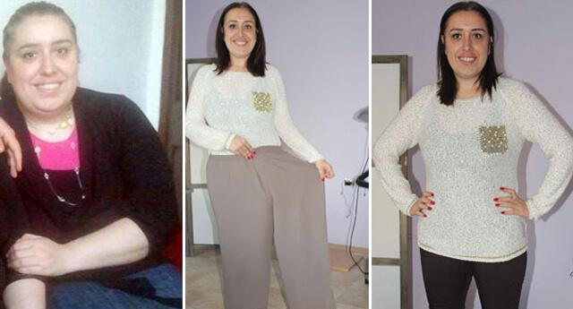 'Size göre kıyafet yok' sözünden sonra 45 kilo verdi!