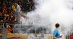 Galatasaray'a UEFA'dan 70 bin euro ceza!