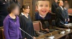 Kızını döverek öldürdüğü iddia edilen anneye ömür boyu hapis!