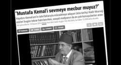Yeni Akit gazetesinin Atatürk'ün ölüm yıl dönümündeki saygısız haberine tepki yağdı!