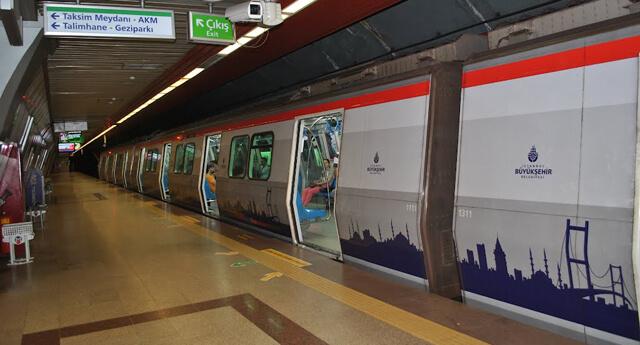 Aksaray-Yenikapı metrosu 9 Kasım'da açılacak!