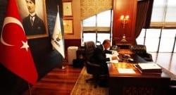Başbakanlık çalışma ofisine dinleme cihazı konulması hakkında soruşturma!