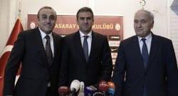 Hamza Hamzaoğlu resmi olarak Galatasaray'da!