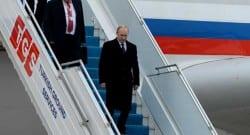 Rusya Devlet Başkanı Putin, Ankara'ya geldi!