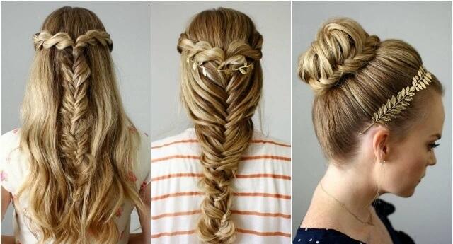 Sizin yüzünüze giden saç modelleri ve saç renkleri neler?