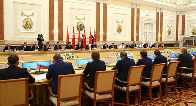 Cumhurbaşkanı Erdoğan, Belarus Cumhurbaşkanı'ndan küçük Ekremi'i istedi