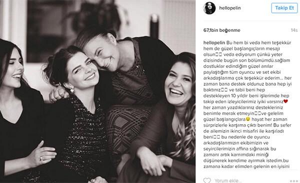 pelin karahan instagram yeter dizisi