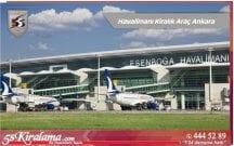 Havalimanı Araç Kiralama Hizmetlerinde 5S Araç Kiralama Farkını Hissedeceksiniz
