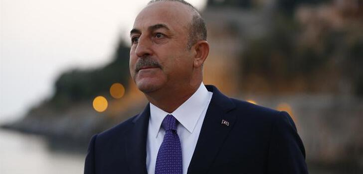 Dışişleri Bakanı Çavuşoğlu'ndan Fransız Bakana: 'Açıklamaları terbiyesizlik'