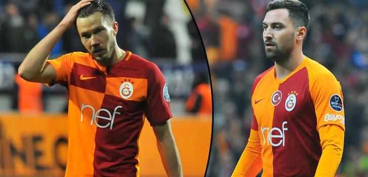 Galatasaray'dan 2 isim için flaş karar