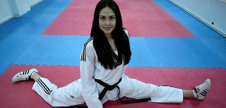 Dünya Tekvando Federasyonu tarafından Yılın Kadın Sporcusu seçildi