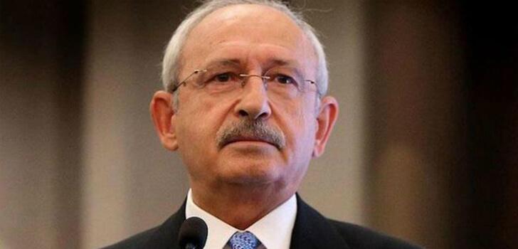 CHP Lideri Kılıçdaroğlu, grup toplantısında konuşuyor