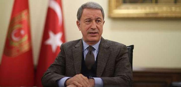 Milli Savunma Bakanı Akar: Fikir birliği içindeyiz