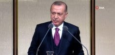 Cumhurbaşkanı Erdoğan, muhtarlar buluşmasında önemli açıklamalar yaptı