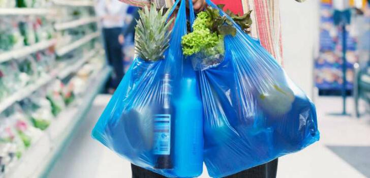 Plastik poşet yerine file kullanırsanız paranız cebinizde kalır