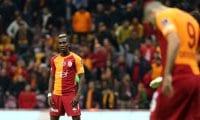 Galatasaray evinde Konyaspor ile 1-1 berabere kaldı