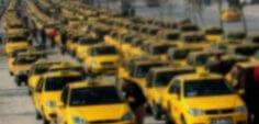 Taksilerde sertifika dönemi başlıyor