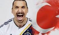 Ibrahimovic'in Türk bayraklı paylaşımı heyecanlandırdı