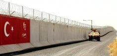 Operasyon talimatından sonra Suriye sınır hattı hareketlendi