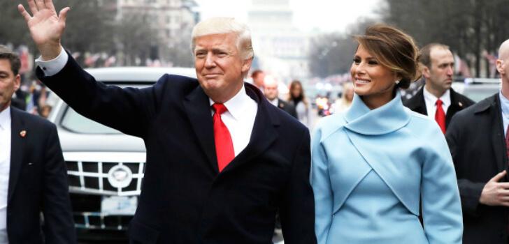 ABD'nin First Lady'si Donald Trump ile birlikte olmanın zorluklarını anlattı