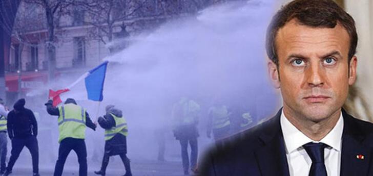 Fransa'nın hükümet sözcüsü açıkladı! Önemli gelişmeler var