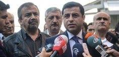 HDP'li Demirtaş ve Önder'in cezaları onandı!