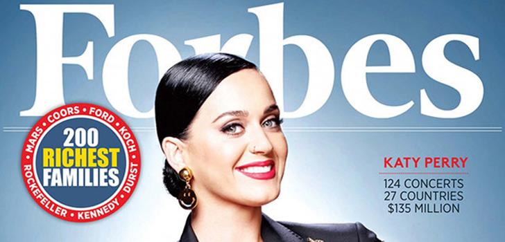Forbes'a göre en çok kazanan kadın sanatçılar