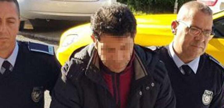 WhatsApp'ta müsteshcen görüntülerini yayan adam tutuklandı