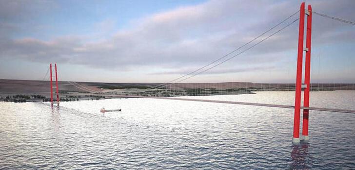 TBMM Başkanı Binali Yıldırım: 1915 Çanakkale Köprüsü daha erken bitecek