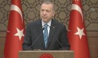 Cumhurbaşkanı Erdoğan: 'Tarihimizin en yüksek ilk çeyrek ihracatına imza attık'