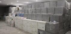 Sarp Sınır Kapısında 6.5 milyon değerinde kaçak sigara yakalandı