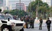 Venezuela'da darbe girişimi bastırıldı!