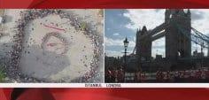"""İstanbul ve Londra'da eş zamanlı """"15 Temmuz"""" koreografili anma töreni"""