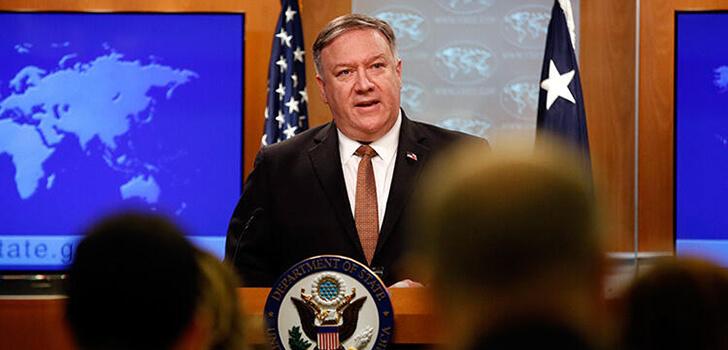 ABD Dışişleri Bakanı: 'Erbil'deki saldırıyı en güçlü şekilde kınıyoruz'