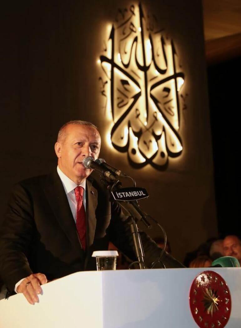 Cumhurbaşkanı Erdoğan Hafıze 15 Temmuz Açılışı