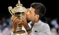 Wimbledon'ın şampiyonu Djokovic oldu