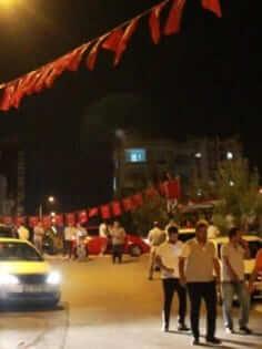 Erbil'deki şehit ateş Mersin'deki evine düştü