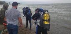 Açıkta yüzen kişi görüp jandarma ekiplerine haber verdi