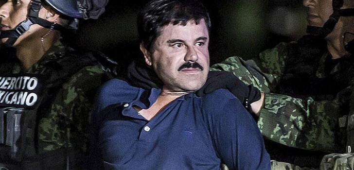 Meksika uyuşturucu karteli elebaşına müebbet ceza
