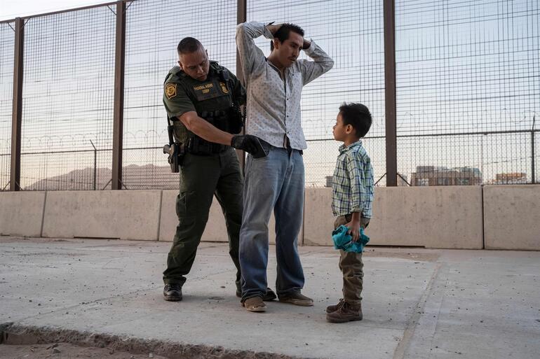 Donald Trump göçmen yasağı