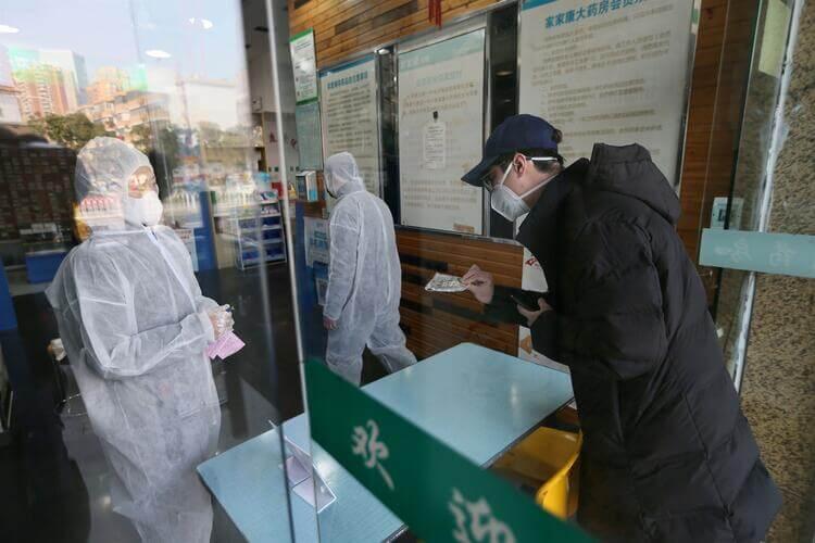 Wuhan koronavirüs