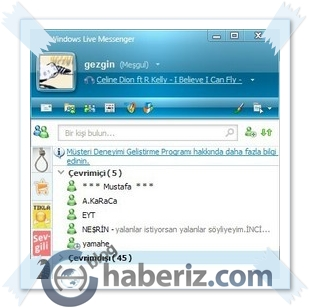 Windows Live Messenger 2009 indir