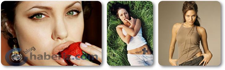 Angelina Jolie kimdir, resimleri, biyografisi