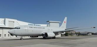 Barış Kartalı uçağı 4 Eylül'de TSK'da!