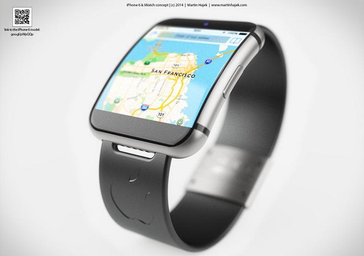 Apple, iWatch'ı da görücüye çıkartıyor!