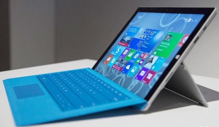 Microsoft Surface Pro 3 satışa sunuldu!
