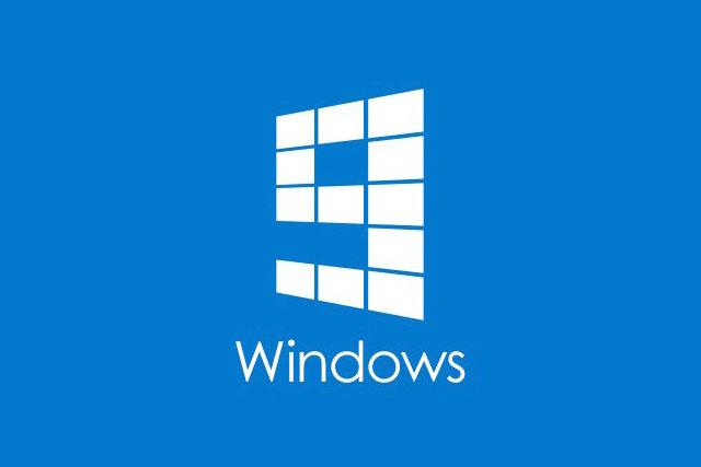 Microsoft Windows 9'un logosunu belirledi!