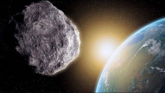 Hafta sonu dünyanın yakınından asteroit geçecek!